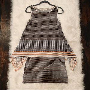 Max Studio | Retro Print Dress Size S